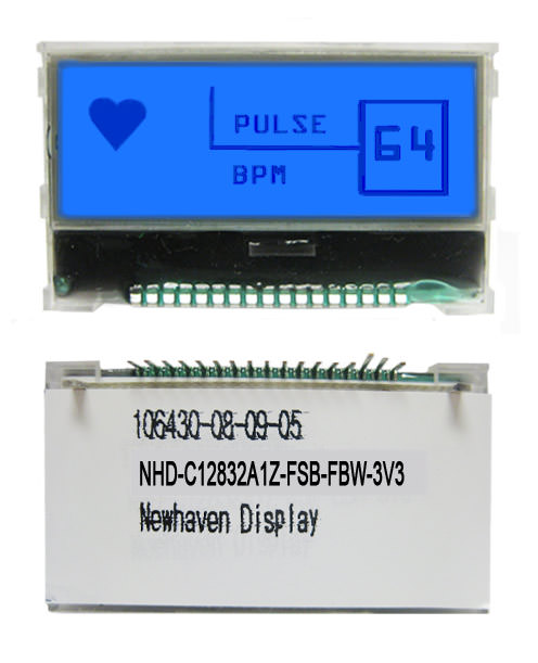 LCD COG Graphic Displays