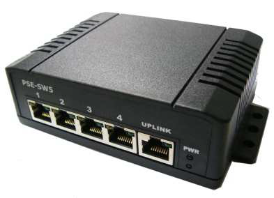 Multiple Port Switch (Endspan) Compact Size