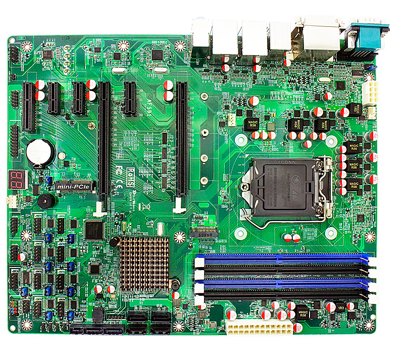 Intel Industrial Motherboards